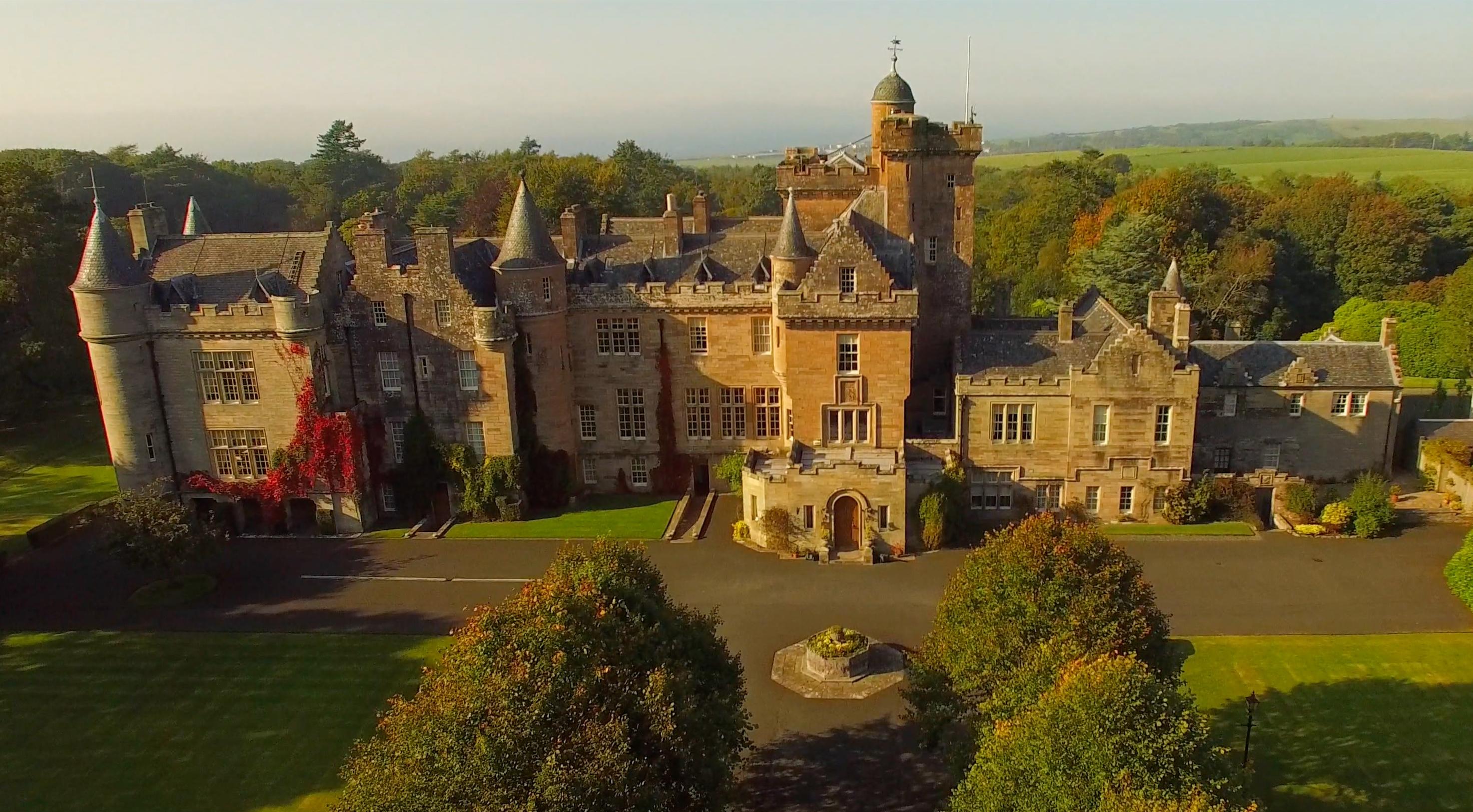 Glenapp Castle, Ayrshire